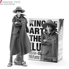 Banpresto Banpresto One Piece King of Artist The Monkey D. Luffy 20th Limited Action Figure Bootleg detail image