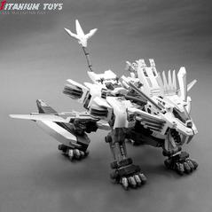 BT Models Blade Liger Mirage detail image