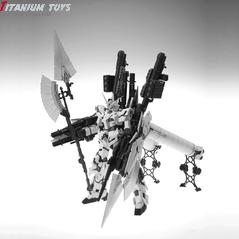 Daban Models Daban 1/100 MG Full Armor Unicorn Gundam Ver.Ka detail image