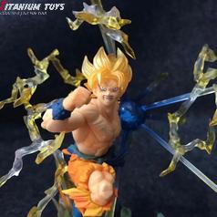 bestseller No Brand Dragon Ball ZERO Saiyan Goku Figure 19CM