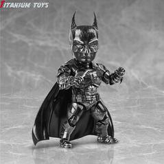 No Brand Man House Genuine MA Batman Red Movable Boxed Figure 18CM detail image