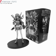 No Brand One Piece Nautical King Group Z Series Nami Boxed Figure 17CM detail image