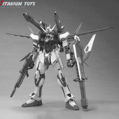 TT Hongli Strike Gundam with IWSP Unit detail image